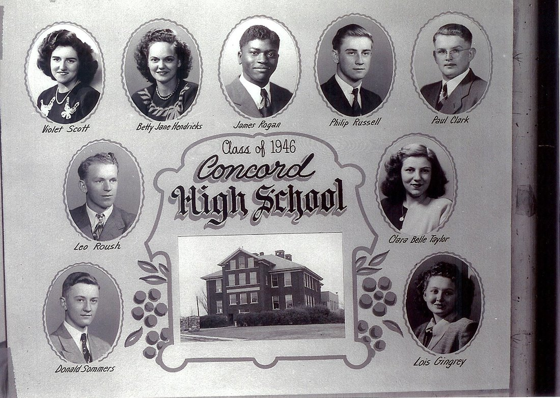 Concord Township High School Class of 1946
