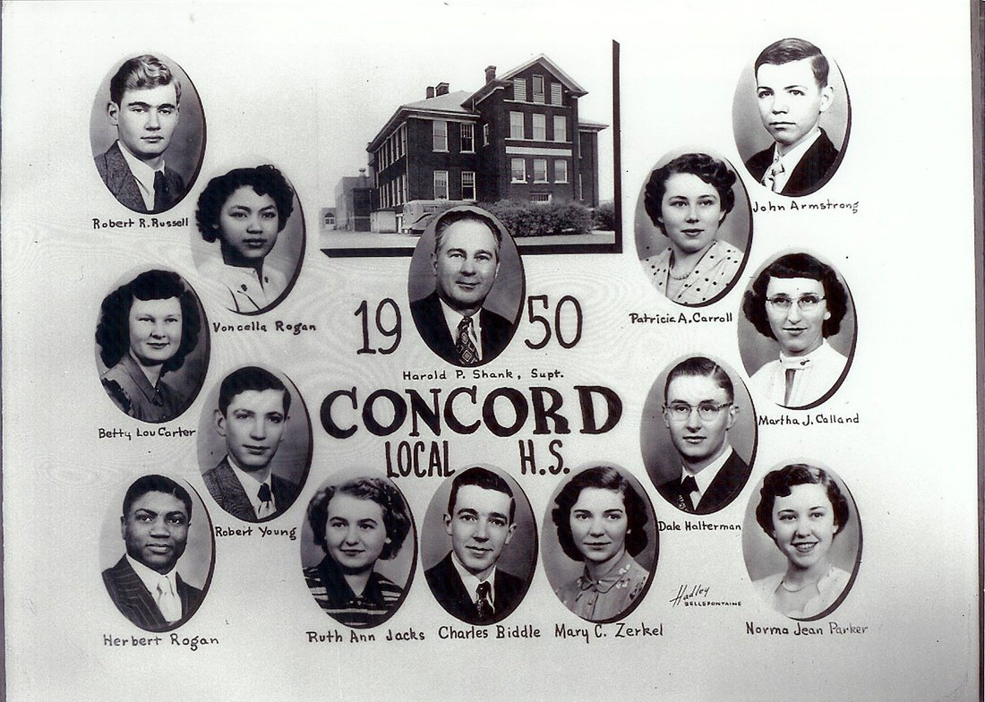Concord Township High School Class of 1950
