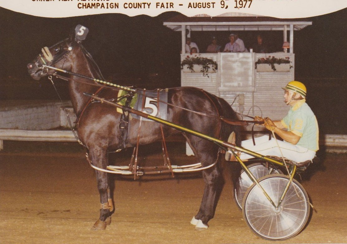 Champaign County Harness Racing Sulky