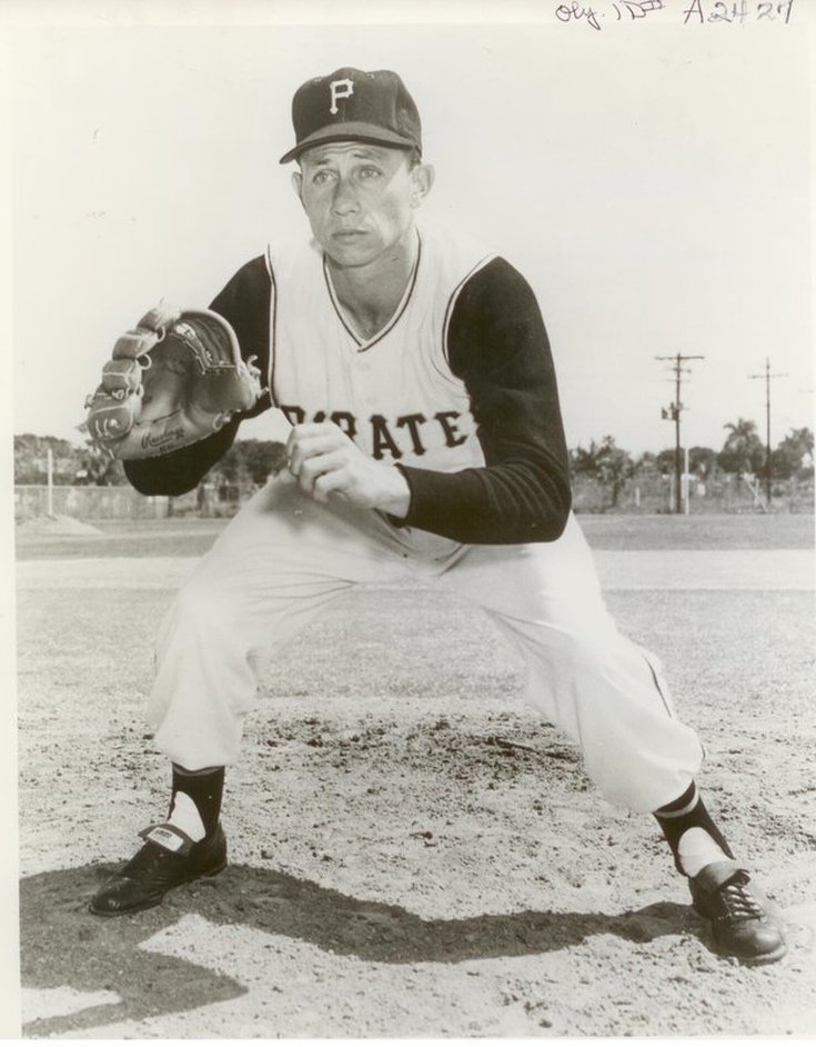 Harvey Haddix Pittsburgh Pirates