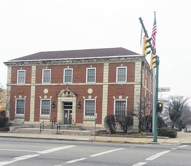 Urbana US Post Office