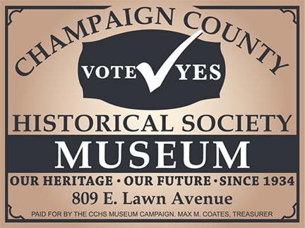 Champaign County Historical Society Museum